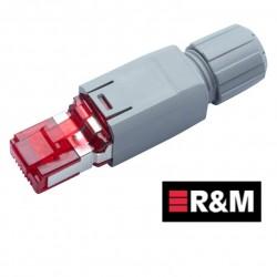 Plug Cat 6A Tool Less R&M