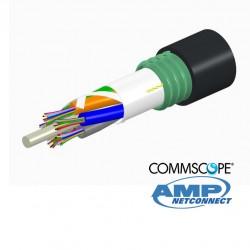 Fibra Optica SM OS2 6 Hilos Antiroedor COMMSCOPE AMP