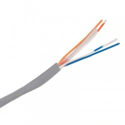 Cable Multipar de 3 PARES Interior Gris x Mt
