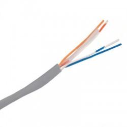 Cable Multipar de 4 PARES Interior Gris x Mt