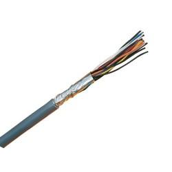 Cable Multipar de 6 PARES Interior Gris x Mt