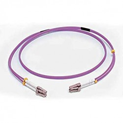 Patchcord LC-LC Duplex MM OM4 (50/125) 1mt