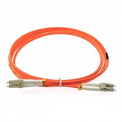 Patchcord LC-LC Duplex MM OM2 (50/125) 3mts