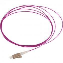 PIGTAIL FO LC MM OM4 1 MT