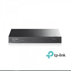 Switch 8 Puertos JetStream Gigabit Desktop TP-LINK