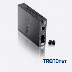 Media Converter 100Base-TX to 100Base-FX MM ST TRENDNET