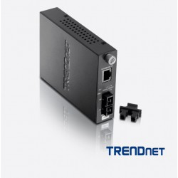 Media Converter 100Base-TX to 100Base-FX SM SC TRENDNET