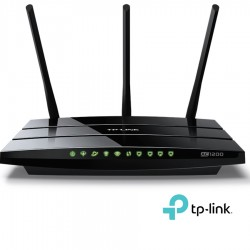 Router Wireless Dual Band Gigabit AC1200 TP LINK