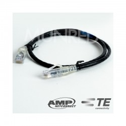 Patchcord Cat 5e 2FT (0.60 MTS) COMMSCOPE AMP