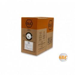 CABLE UTP EXT 100% COBRE CAT6 X 305 MTS GLC MAX