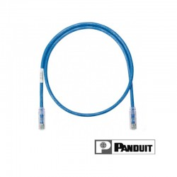 Patchcord Cat 5e 7FT (2.10mts) Azul PANDUIT