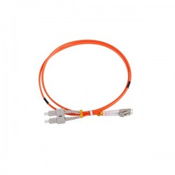 Patchcord SC-LC Duplex MM OM2 (50/125) 3mt