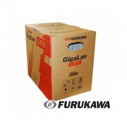 Cable UTP Cat 6 x 305mts Gris FURUKAWA