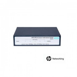 Switch 5 Ports GIGA No Admin HP 1420-5G HP