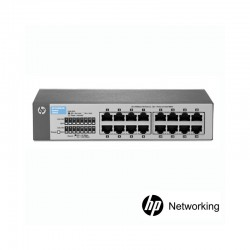 Switch 16 ports 10/100 No Admin Rack HP