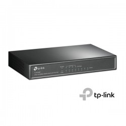 Switch 8 ports 10/100 POE (4 ports) Desktop TP-LINK