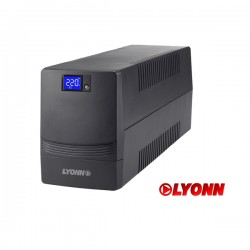 UPS 1500VA DISPLAY LYONN